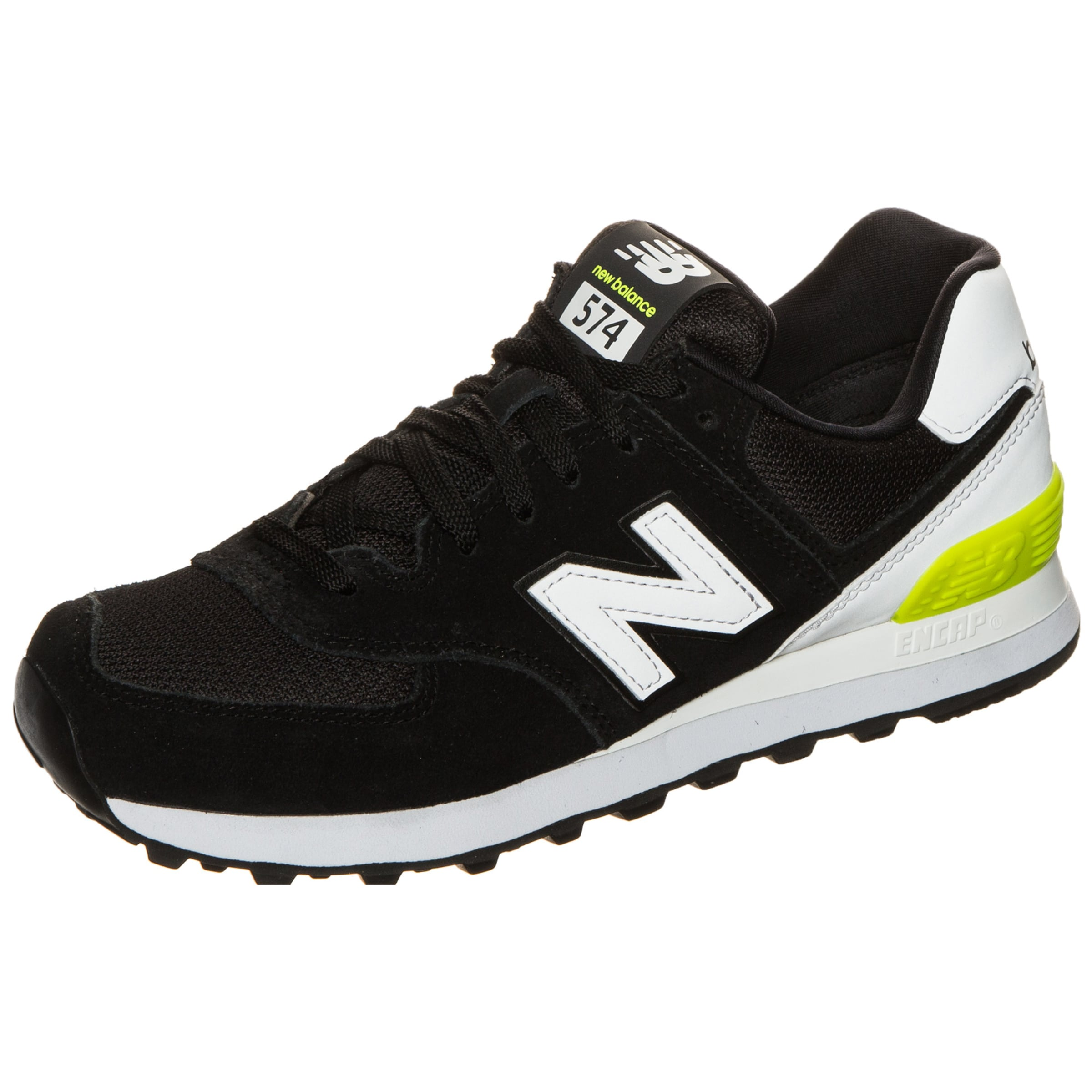 new balance 'WL574-CNA-B' Sneaker Damen Freies Verschiffen Extrem 3Cz1HK5U