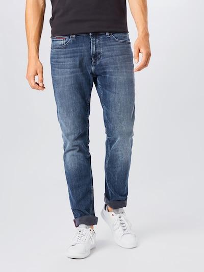 Tommy Jeans Kavbojke 'SCANTON' | moder denim barva: Frontalni pogled