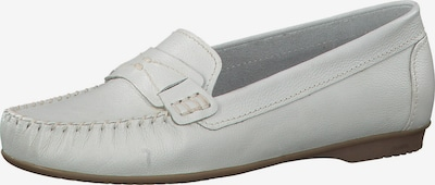 MARCO TOZZI Mokasini | bela barva, Prikaz izdelka