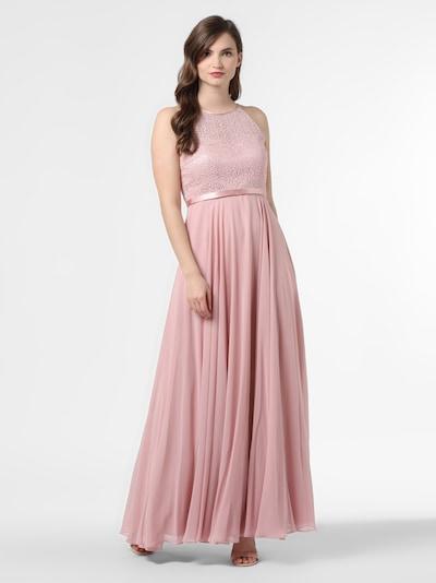 Marie Lund Abendkleid in rosé, Modelansicht