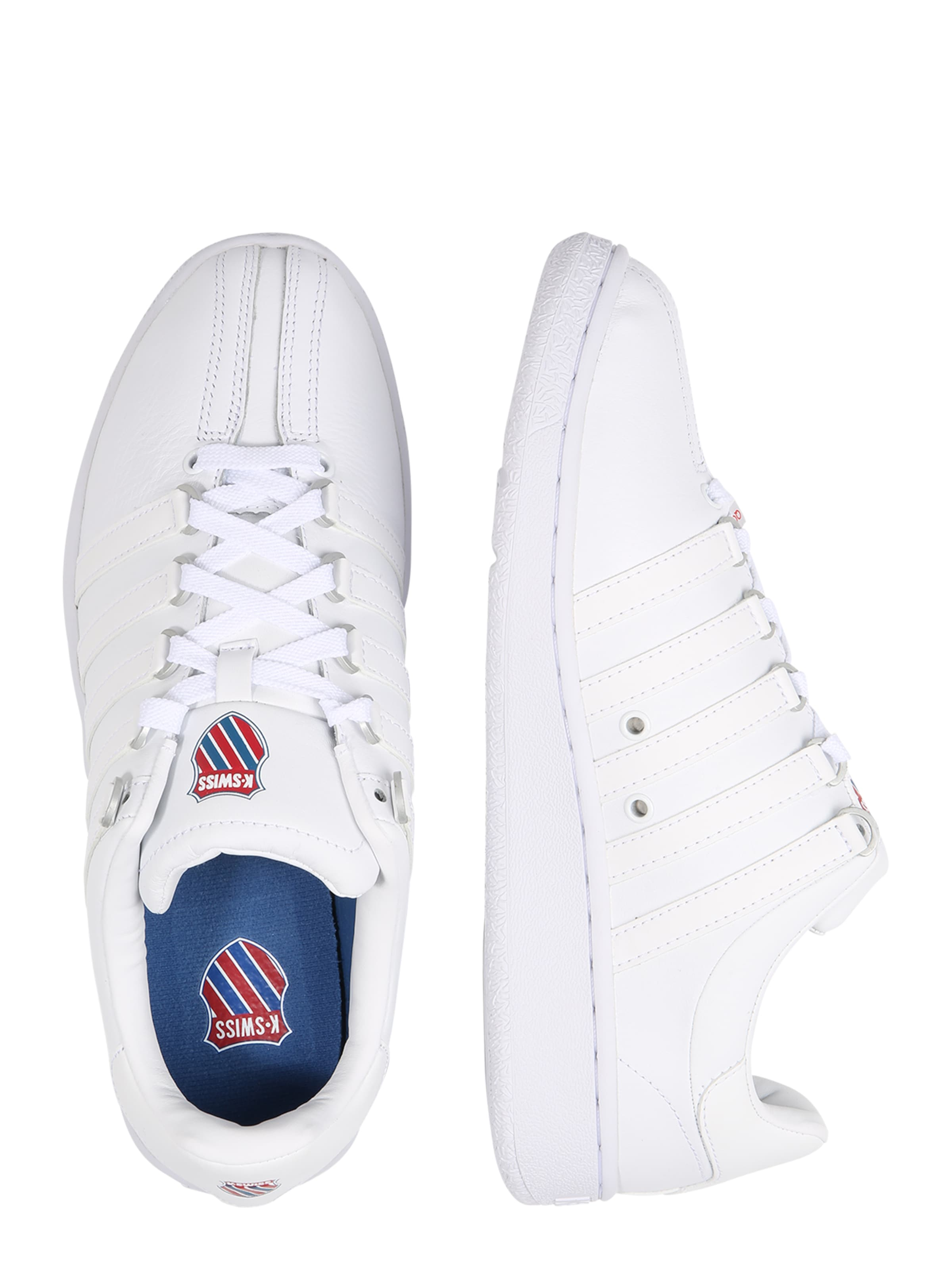 swiss In K Sneaker Heritage' 'classic Vn Weiß qMzSUVp