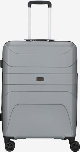 D&N Trolley in de kleur Zilver, Productweergave