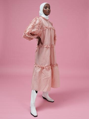 Romantic Dress Look