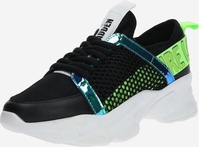 STEVE MADDEN Sneaker 'APEX' in neongrün / schwarz, Produktansicht