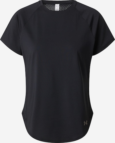 UNDER ARMOUR Functional shirt in black, Item view