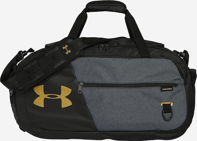 UNDER ARMOUR Sportväska 'Undeniable Duffel 4.0 MD' i svart, Produktvy