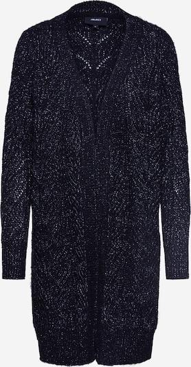 OBJECT Manteau en tricot 'Nova' en noir, Vue avec produit