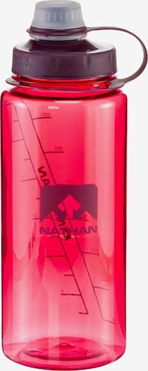 NATHAN Trinkflasche in rot, Produktansicht