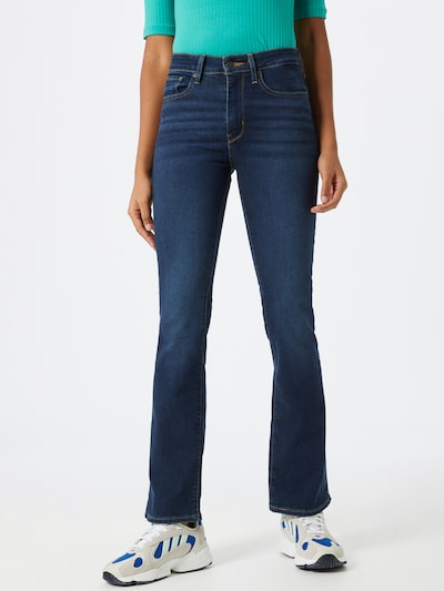 Jeans '725™' LEVI'S pe denim albastru, Vizualizare model