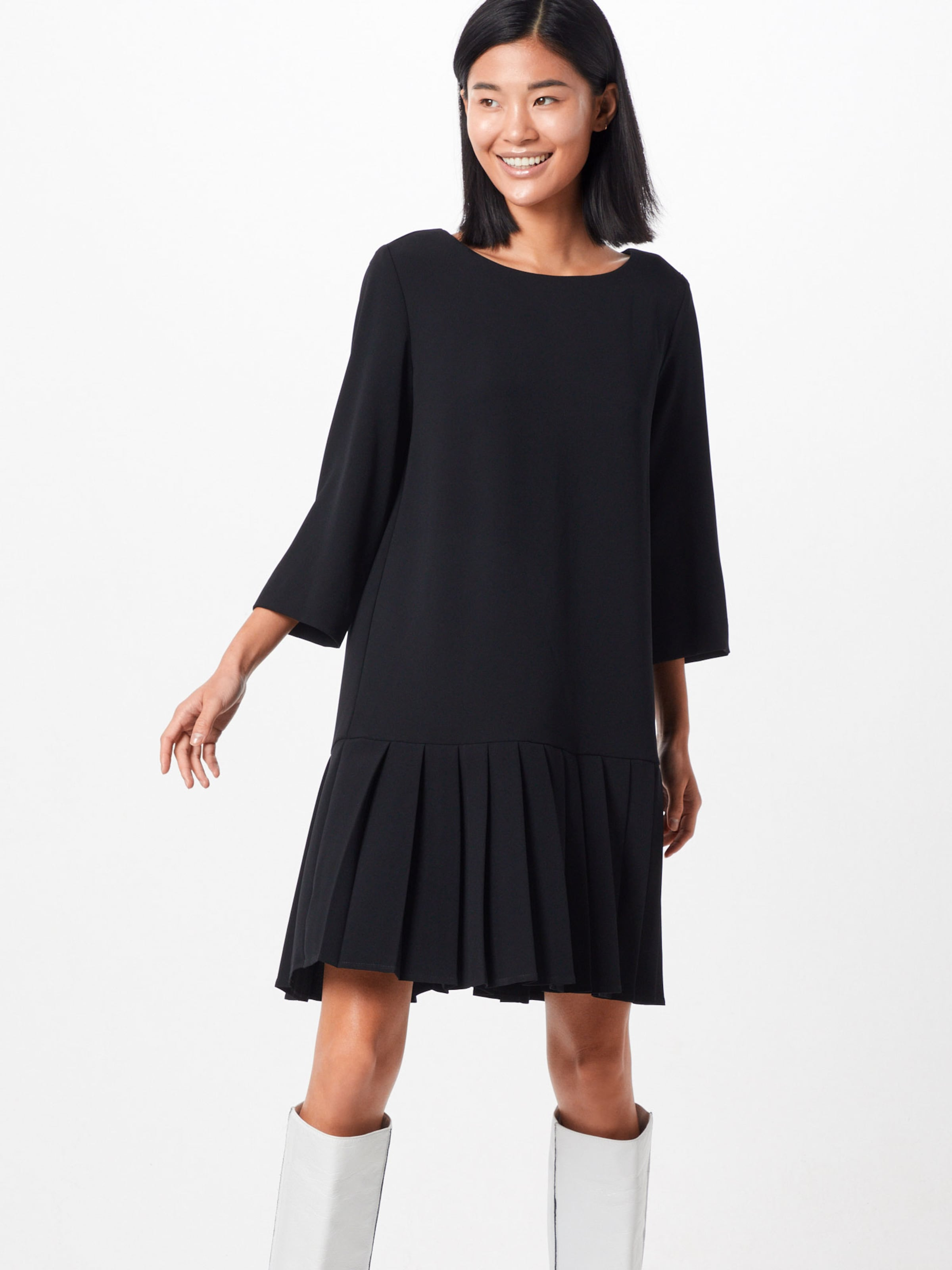Robe Noir 'cappero' En Iblues lTJKcF1
