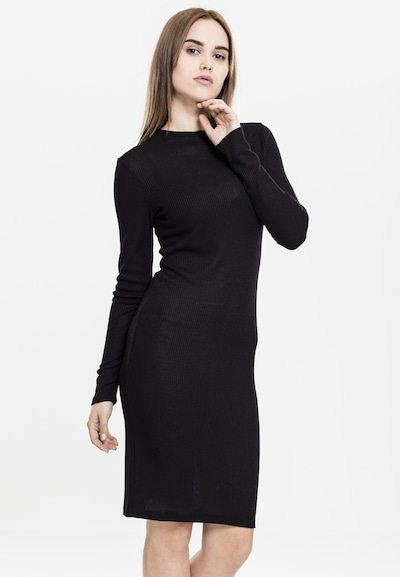 Urban Classics Dress in schwarz, Modelansicht