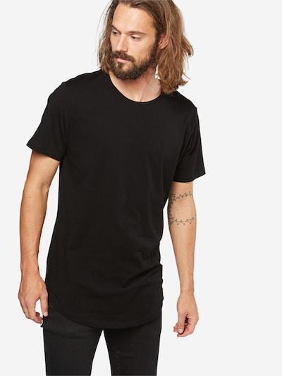 Only & Sons T-Shirt 'onsMATT LONGY TEE' en noir, Vue avec modèle