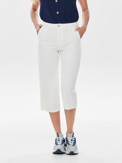ONLY Džíny 'Parker' - bílá, Model/ka