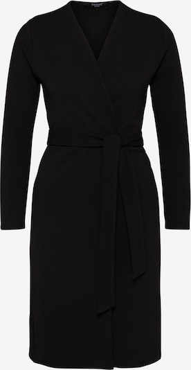 SISTERS POINT Mantel in schwarz: Frontalansicht