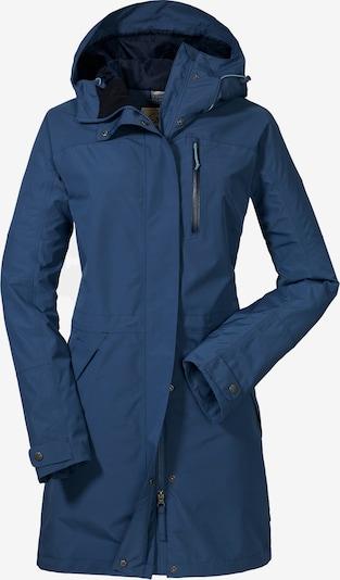 Schöffel Zunanji plašč | modra barva, Prikaz izdelka