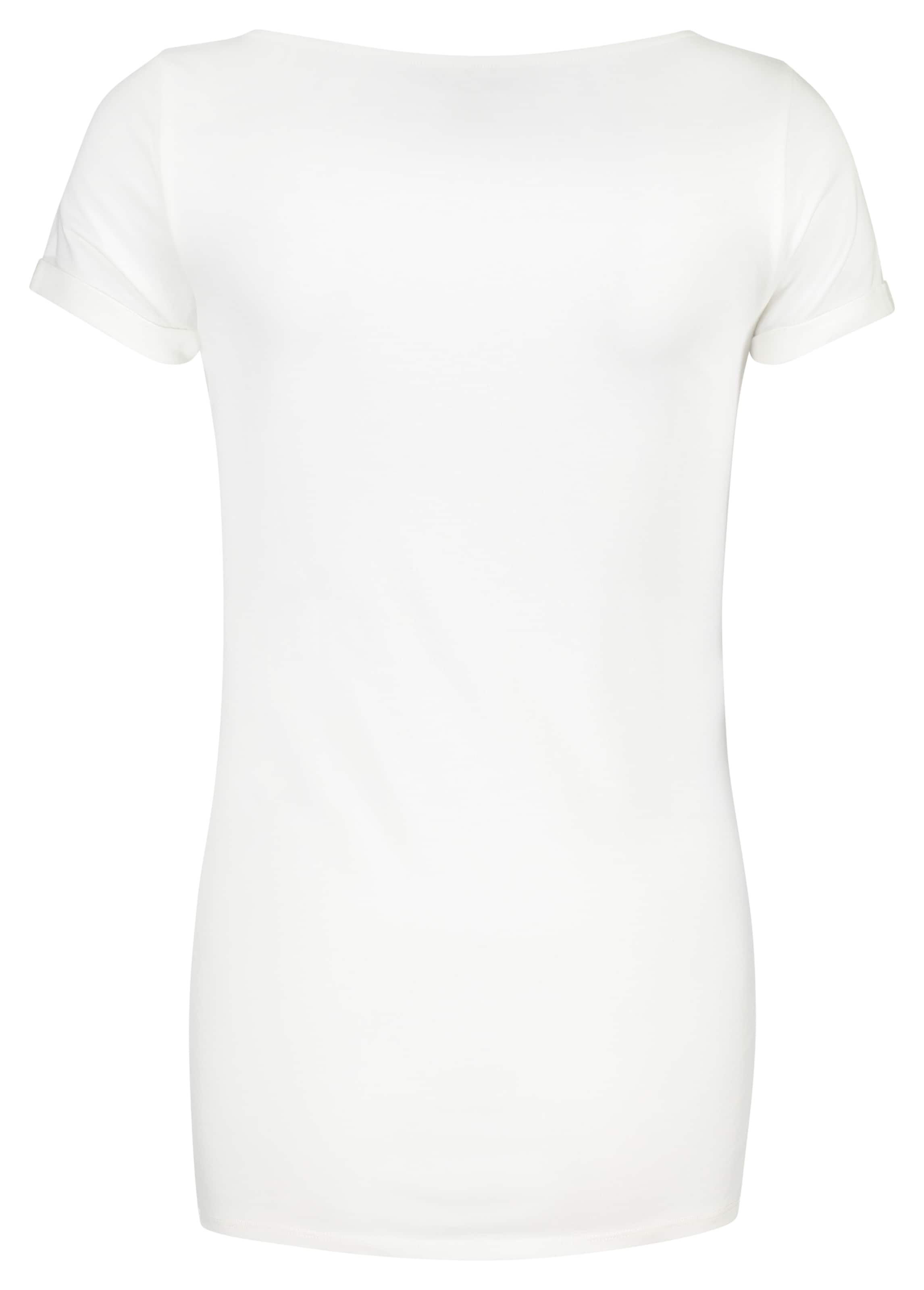 Esprit Maternity Offwhite HellrotSchwarz In shirt T 5qAL34jcR