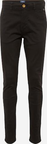 BLEND Chino-püksid 'NOOS', värv must