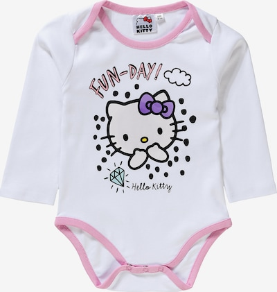HELLO KITTY Body in mischfarben / weiß, Produktansicht