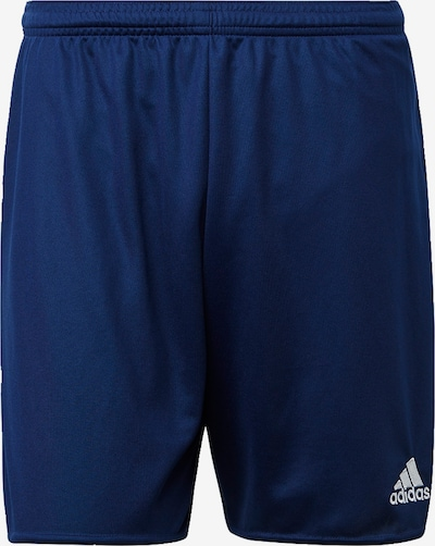 ADIDAS PERFORMANCE ' Parma 16 Shorts ' in blau, Produktansicht