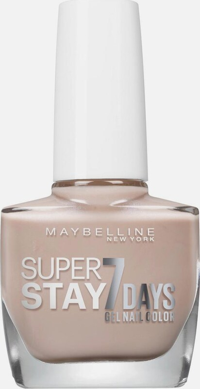 MAYBELLINE New York 'Nagellack Superstay 7 Tage City Nudes', Nagellack