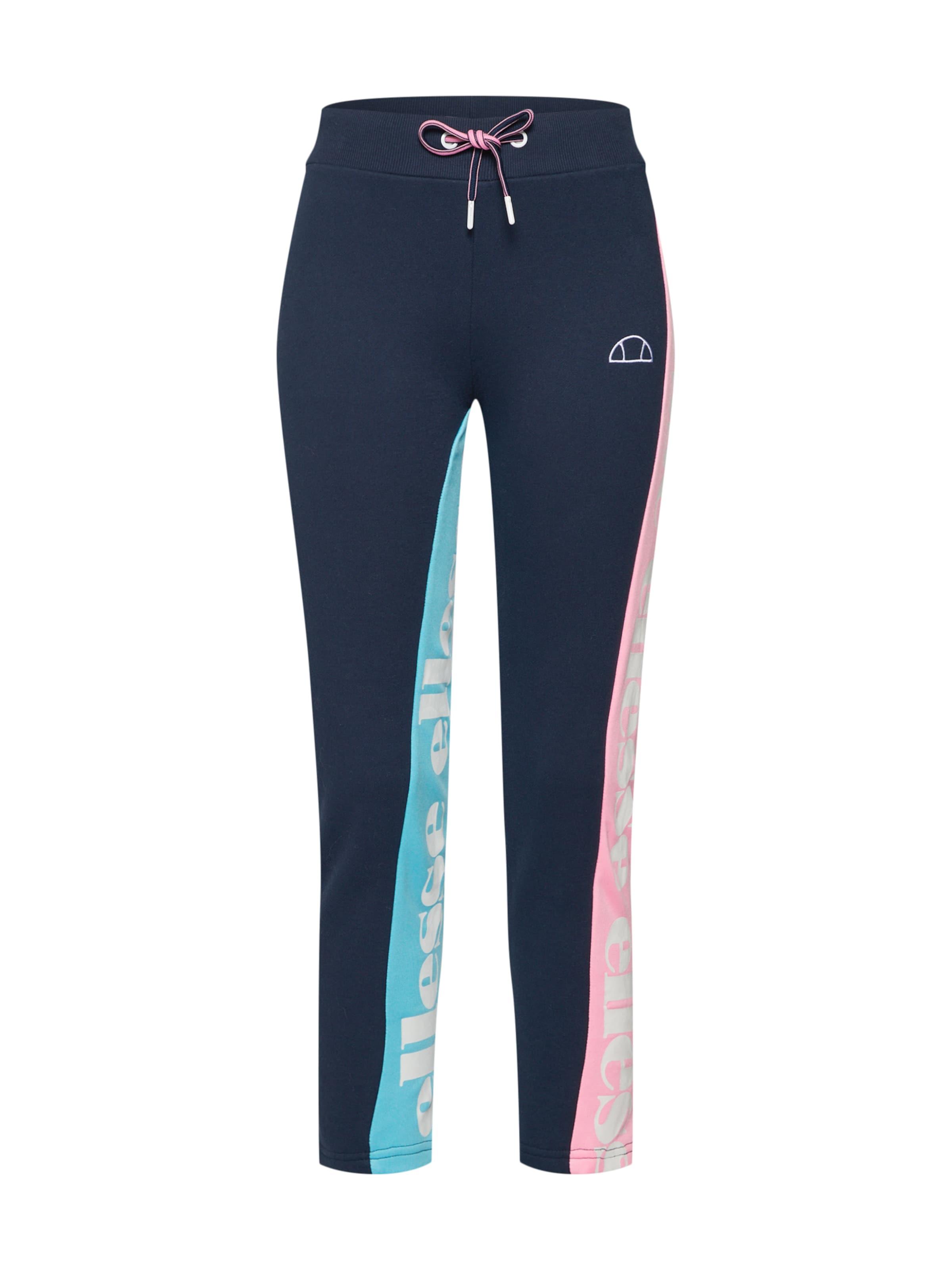 Pantalon MarineTurquoise Rose En 'botto' Bleu Ellesse BCQxeWrdo