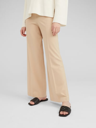 EDITED Pantalon 'Polina' in de kleur Beige, Modelweergave