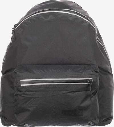 EASTPAK Padded Pak'r Tagesrucksäcke in schwarz / silber, Produktansicht