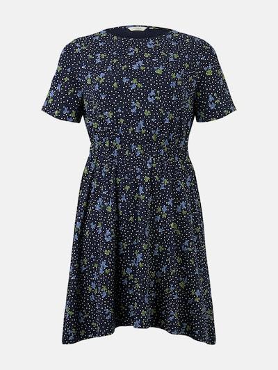 MY TRUE ME Kleid in blau / grün / weiß, Produktansicht