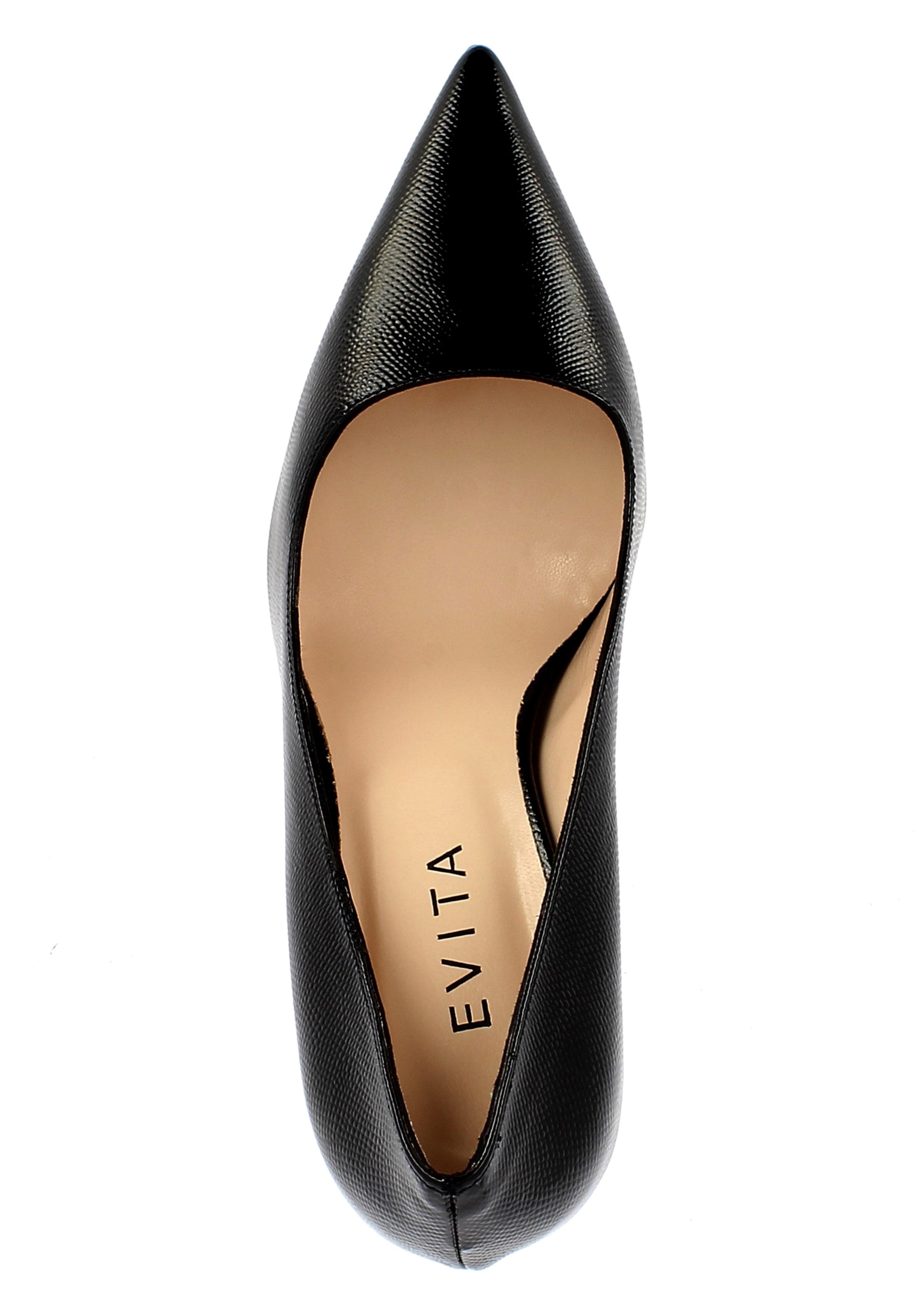 Escarpins Noir En Evita Evita Escarpins En D29IYWHE