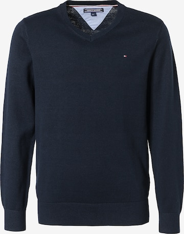 TOMMY HILFIGER Sweater in Blue