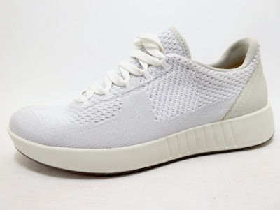 Legero Sneaker in perlweiß: Frontalansicht