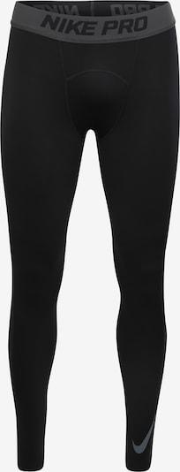 NIKE Spodnie sportowe 'Pro Warm' w kolorze czarnym, Podgląd produktu