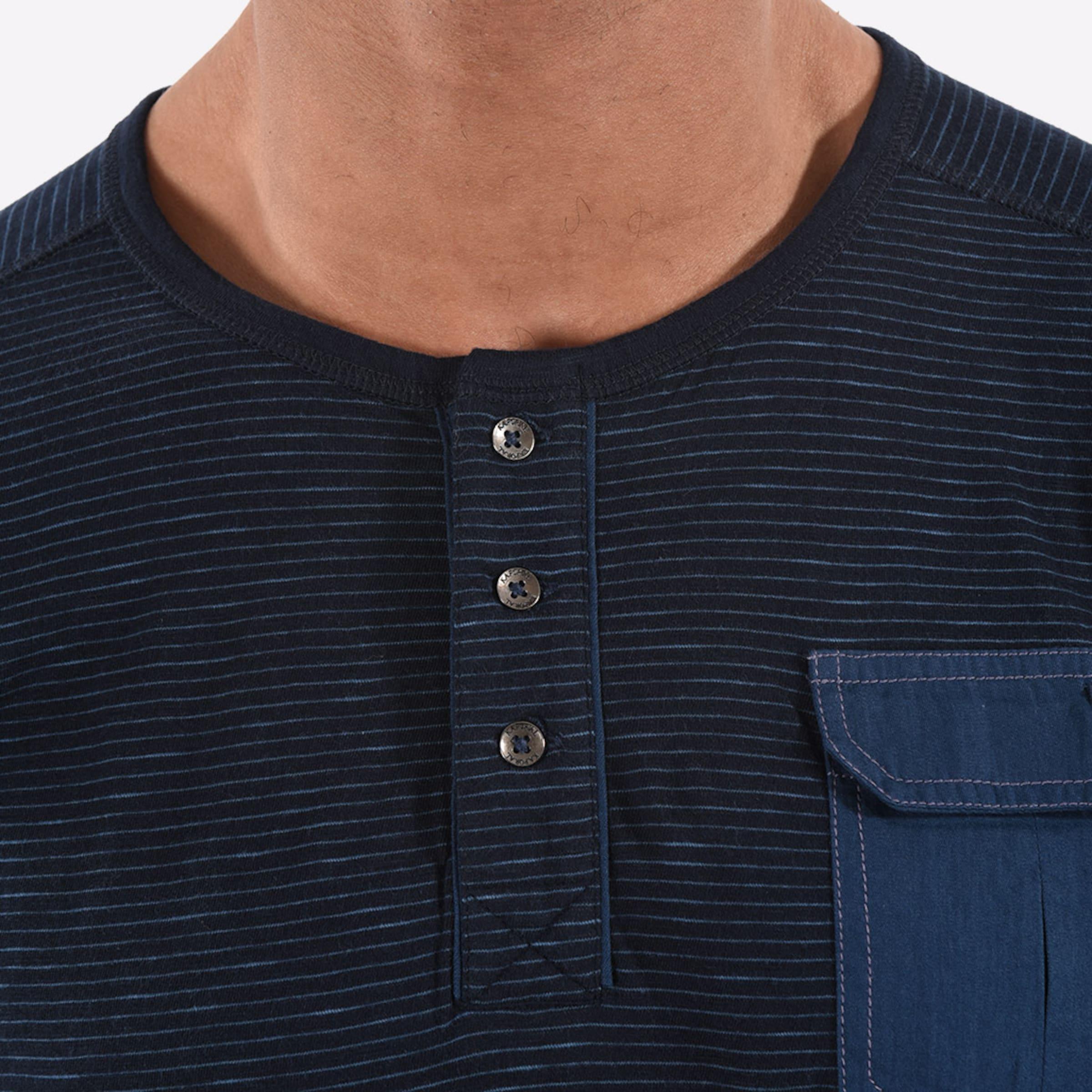 Shirt In Kaporal 'land Blueus' MarineNachtblau Y6fvby7g