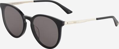 Akiniai nuo saulės 'MQ0180SK-001 58 ' iš McQ Alexander McQueen , spalva - Auksas / juoda, Prekių apžvalga