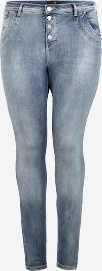 Zay Jeans in blue denim, Produktansicht