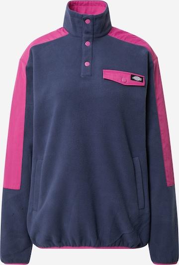 DICKIES Trui in de kleur Navy / Pink, Productweergave