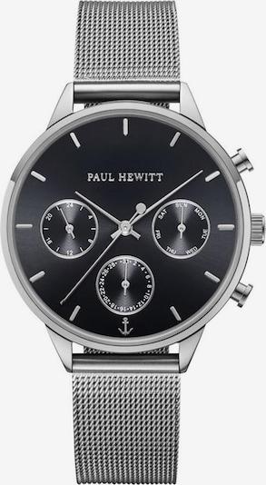 Paul Hewitt Uhr 'PH002813' in schwarz / silber, Produktansicht