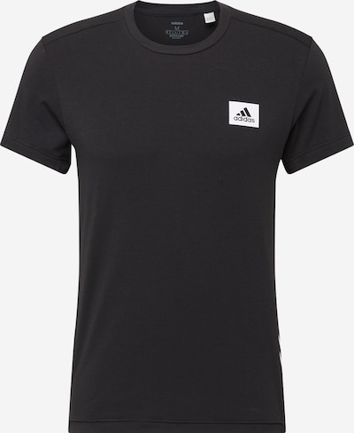 ADIDAS PERFORMANCE T-Shirt 'Motion Te' in schwarz / weiß, Produktansicht