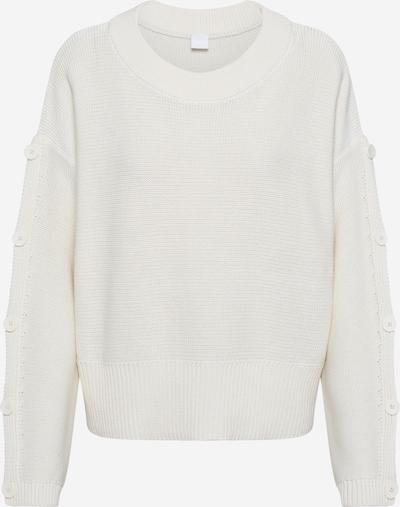 BOSS Pulover 'Wendelin' | bela barva, Prikaz izdelka