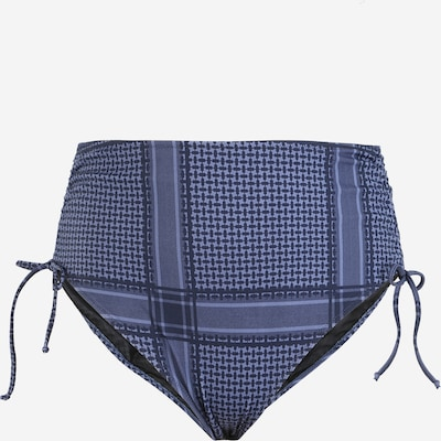 Zizzi Bas de bikini en indigo, Vue avec produit