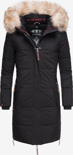 NAVAHOO Wintermantel 'Halina' in schwarz, Produktansicht