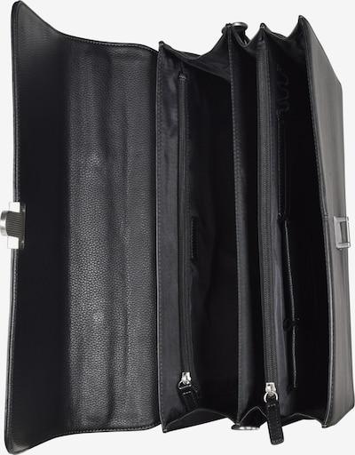 D&N Aktentasche 'Business Line' in schwarz, Produktansicht