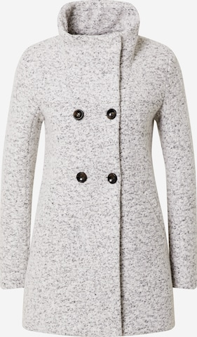Manteau mi-saison 'SOPHIA' ONLY en gris