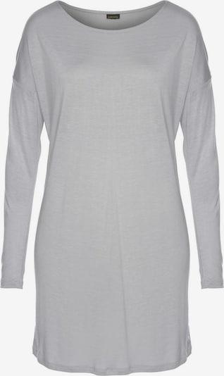 LASCANA Spalna srajca | svetlo siva barva, Prikaz izdelka