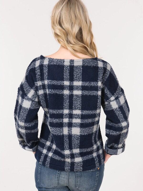 TIMEZONE Pullover