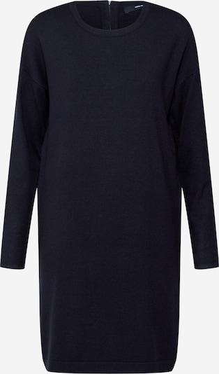 VERO MODA Pletena obleka 'Happy' | črna barva, Prikaz izdelka