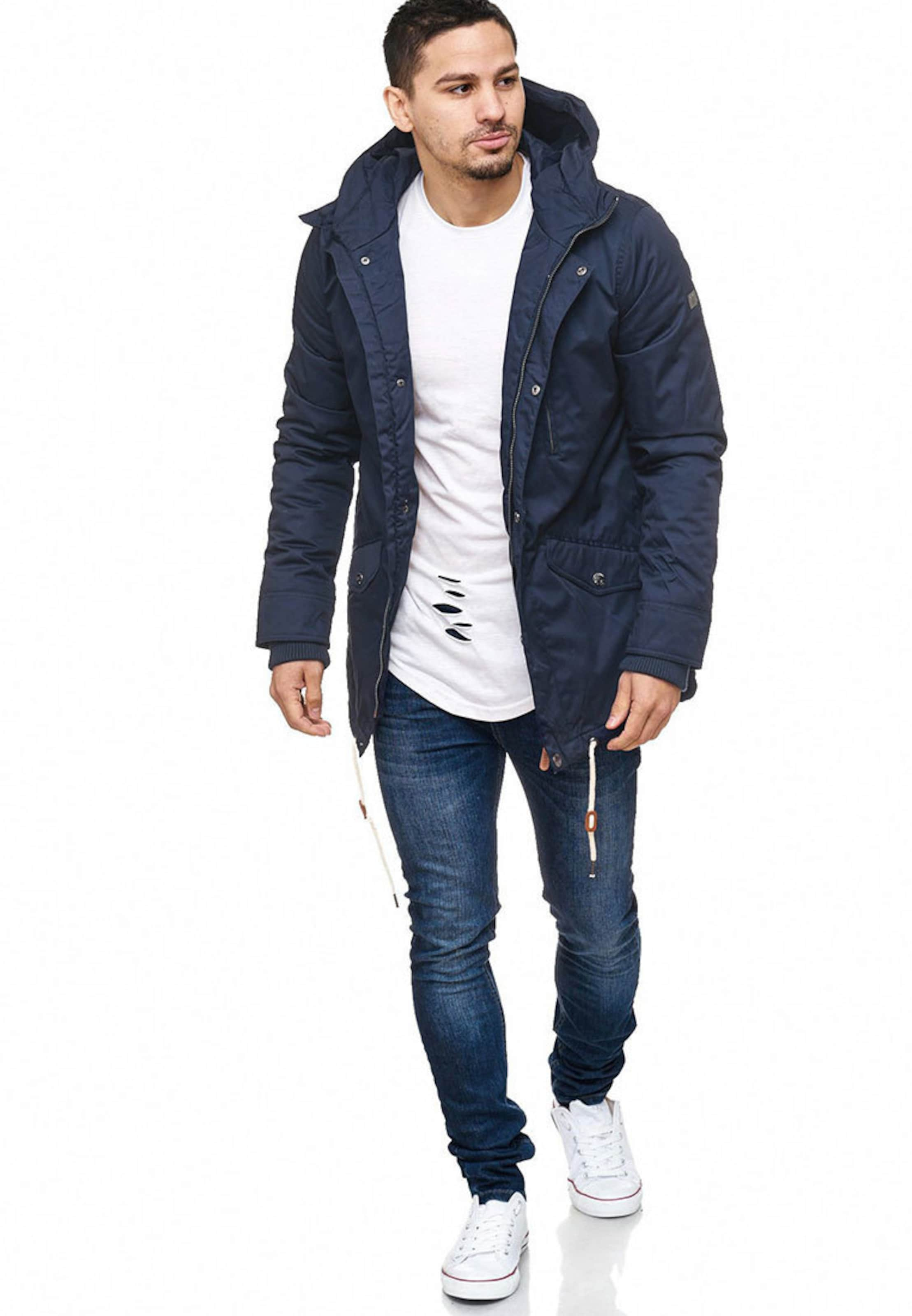 Dunkelblau Parka Jeans Chance In Indicode ' T3FK15lJcu