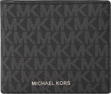 Portamonete 'Billfold W' di Michael Kors in nero