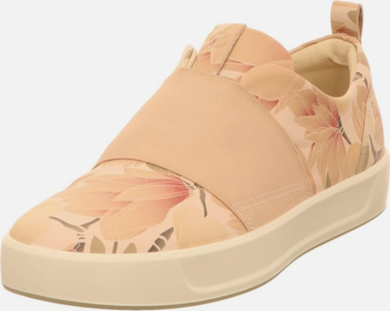 ECCO Slipper in rosa, Produktansicht