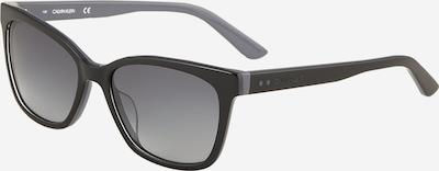Calvin Klein Sunčane naočale 'CK19503S' u siva / crna, Pregled proizvoda